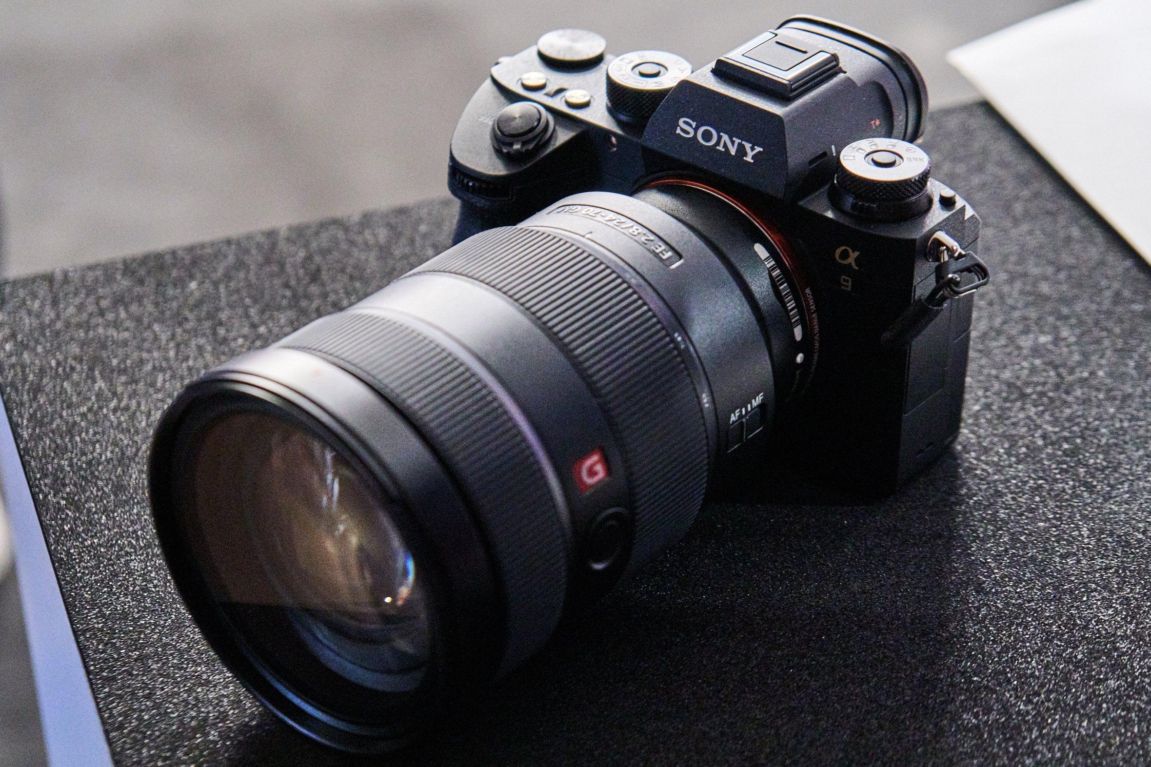 Sony Alpha a9 Mirrorless Camera